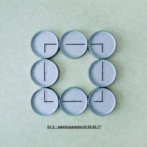 "DJ $ , Tech house / techno mix , party ""elektroperedachi 03/03/17"" Ukraine , Dnepr , club #vedro"