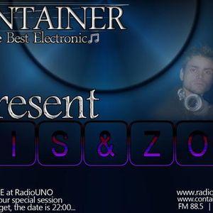 Deep Cult - Container Radio Show (Guest) @ Radio Uno 88.5 FM (Argentina) [2011-08-18]