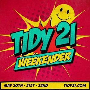 DJ General Bounce @ Tidy 21 Weekender, 21st May 2016
