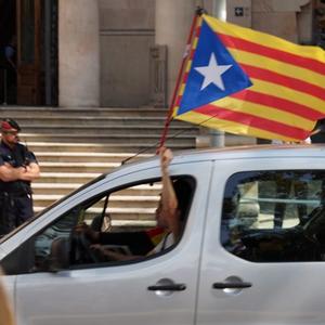 Catalunya en estat de setge.