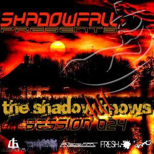 Shadowfall presents The Shadow Still Knows ep.024