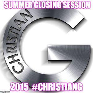 2015 Summer Closing Session #ChristianG