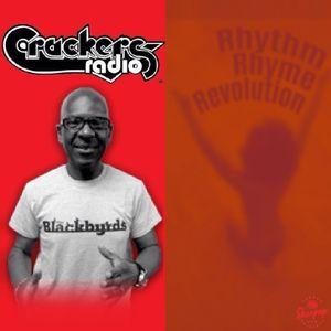 Crackers Radio - Eon Irving Interviews Barrie Sharpe Regarding Rhythem Rhyme Revolution