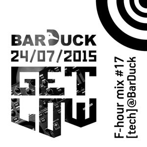 F-hour mix #17 [GET LOW party at BarDuck]