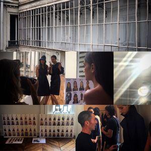 Martin Grant SS16 Paris Fashion Show Soundtrack by Fred Viktor