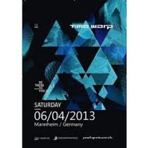 Joseph Capriati - Live @ Time Warp 2013, Mannheim, Alemanha (06.04.2013)