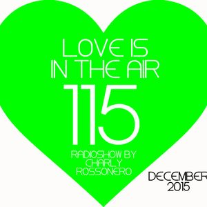 LOVES # 115 BY CHARLY ROSSONERO (December 2015)