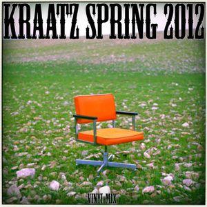 Kraatz Vinyl Mix - Spring 2012