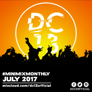 #MiniMixMonthly July 2017