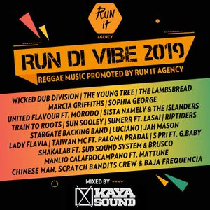 Run Di Vibe 2019 mixtape