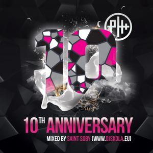 10th ANNIVERSARY MIX PH+ 2016