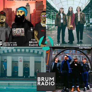 The Brum Radio A-List with Danny de Reybekill (18/05/2019)