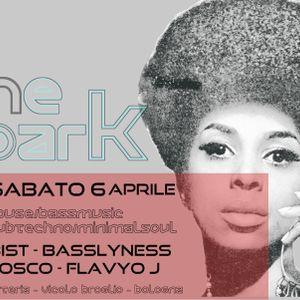 [The spark live] Tosco @ Arterìa(Bo) 06.04.13 p.2