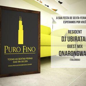Q Narongwate Live Set Puro Fino (Brazil)