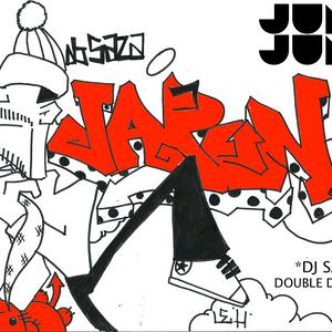 DJ SAZA - DOUBLE DROP MIX (drum n bass mix)