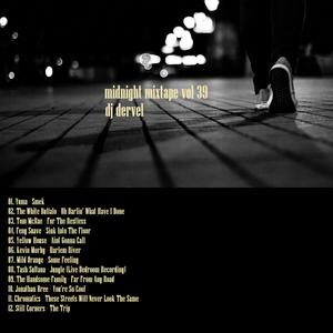 dj dervel - midnight mixtape vol. 39