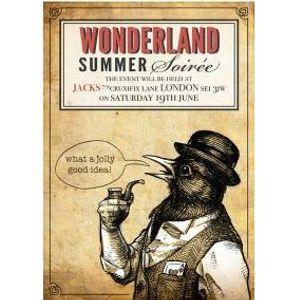 Wonderland Summer Soiree Promo Mix