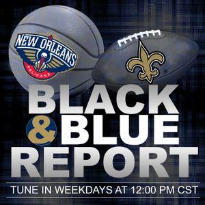 Black & Blue Report - March 25 2016