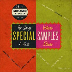 TSAW/2011.44 • Special Samples Vol. 11