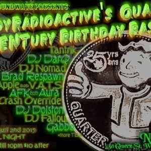 Randy Radioactive's Quarter Century Birthday Bash