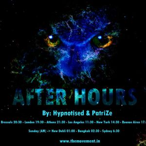 Dmitry Molosh - Guest mix After hours radio show