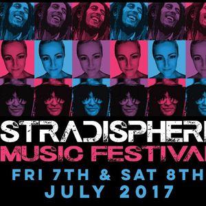 Radio Stradbroke - Stradisphere 2017 - Richard Pierce & Kimmy B Stradisphere opening set