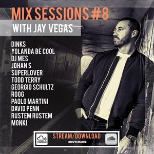 Jay Vegas - Mix Sessions #8
