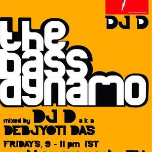 The Bass Dynamo 001 - The Launch - mixed by DJ D only on themovement.in