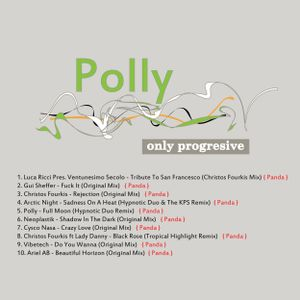 Polly - Only Progressive (Special Mix for Cyprus)