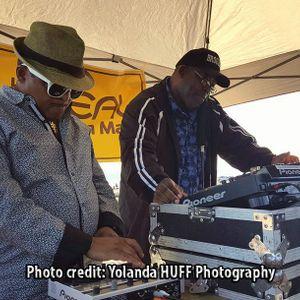 The Real w/DJ Kervyn Mark - Lil Ray's Birthday Celebration at Coney Island 9/25/16 Part 2