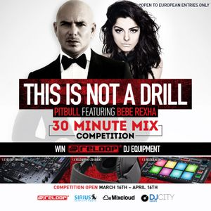 This Is Not A Drill DJ Competition