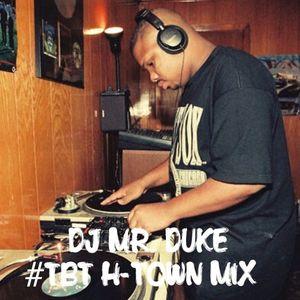 H-Town Hip-Hop Classic #TBT