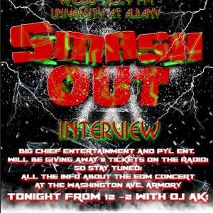 Peanut Butter & Jamz Feat. Big Chief Entertainment & DJ RUYJIN | DJ AK | 90.9FM WCDB | Tuesday 12/10