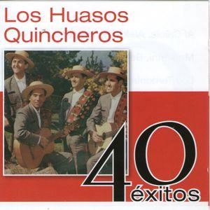 Los Huasos Quincheros. 40 Grandes éxitos. 5099968034726. Emi Music México S.A. de C.V. 2011. México