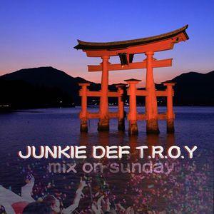 JUNKIE DEF T.O.R.Y mix on sunday 2014-11-30