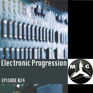 Electronic Progression #24