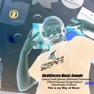 (I You Ready for the Base Mix) NickiElectro Set 18.01.2012