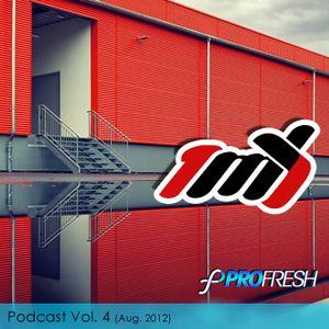 1mx Podcast Aug. 2012 (Vol 4)