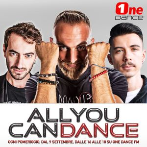 ALL YOU CAN DANCE By Dino Brown (22 ottobre 2019)