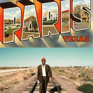 182: Greetings from Paris, Texas