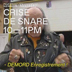Crise de Snare (25.01.18) w/ Dimensional Waves
