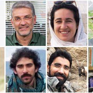 کهرم: فعالان محیط زیست زندانی نمیتوانند جاسوس باشند - تیر ۳۱, ۱۳۹۸