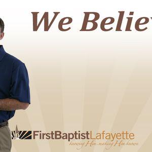 WE BELIEVE - We Believe that the Church is God's Idea (Audio)