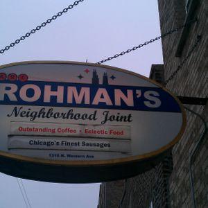 Abe Froman Presents: Neighborhood Joint