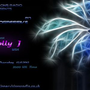 Holly J * Guest Mix for Think Progressive with Stir Delve 017 * IVR 12.13.12
