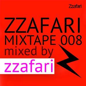 Zzafari Mixtape 008 - Mixed by Zzafari