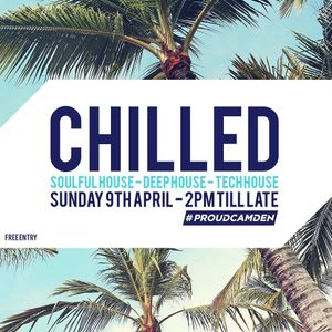 Chilled Promo Mix (Launch - Sunday 9th April 17)