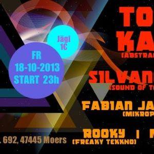 [TREBOR] - Freaky Tekkno w. Torsten Kanzler @ Aratta Club 18.10.2013