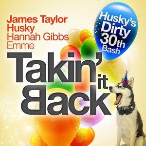Emme live at Takin' it Back pres by Random Soul - Argyle Sydney