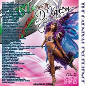 DJ KAREEM (FAISTY SQUAD) – THE CARNIVAL EXPERIENCE VOL 2